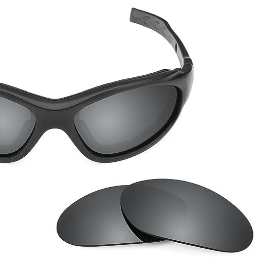 f7c7a0108 Revant Polarized Replacement Lenses for Wiley X XL-1 Advanced Elite Black  Chrome MirrorShield