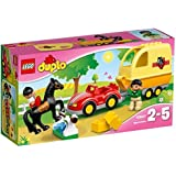 LEGO Duplo Ville 10807 - La Remorque À Chevaux