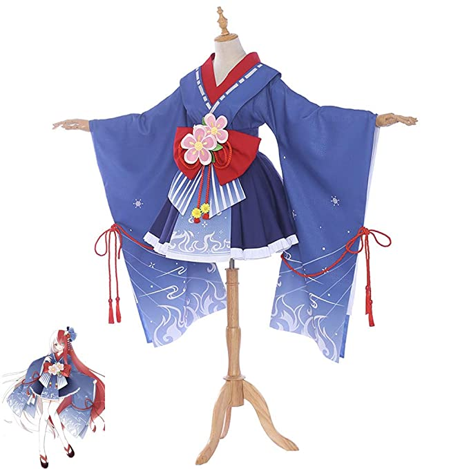 Amazon.com: Disfraz de Kimono con el uniforme de My Hero ...