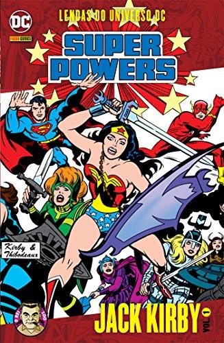 Lendas do Universo DC. Super Powers