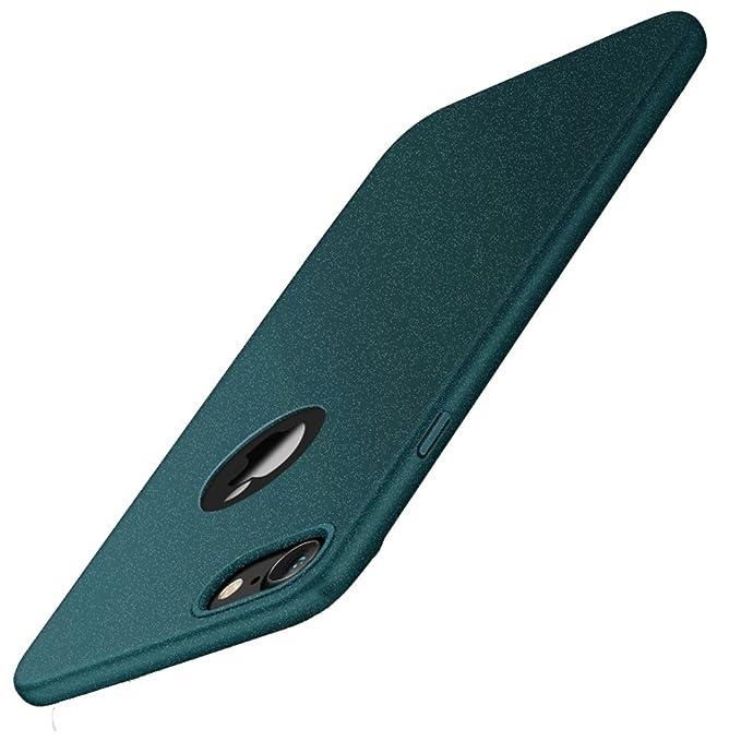 6 opinioni per Anccer Cover iPhone 7 4,7 pollici [Serie Colorato] di Gomma Rigida Protezione Da