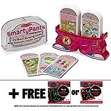 Kindergarten Smarty Pants Card Game Set + FREE Melissa & Doug Scratch Art Mini-Pad Bundle [50715]