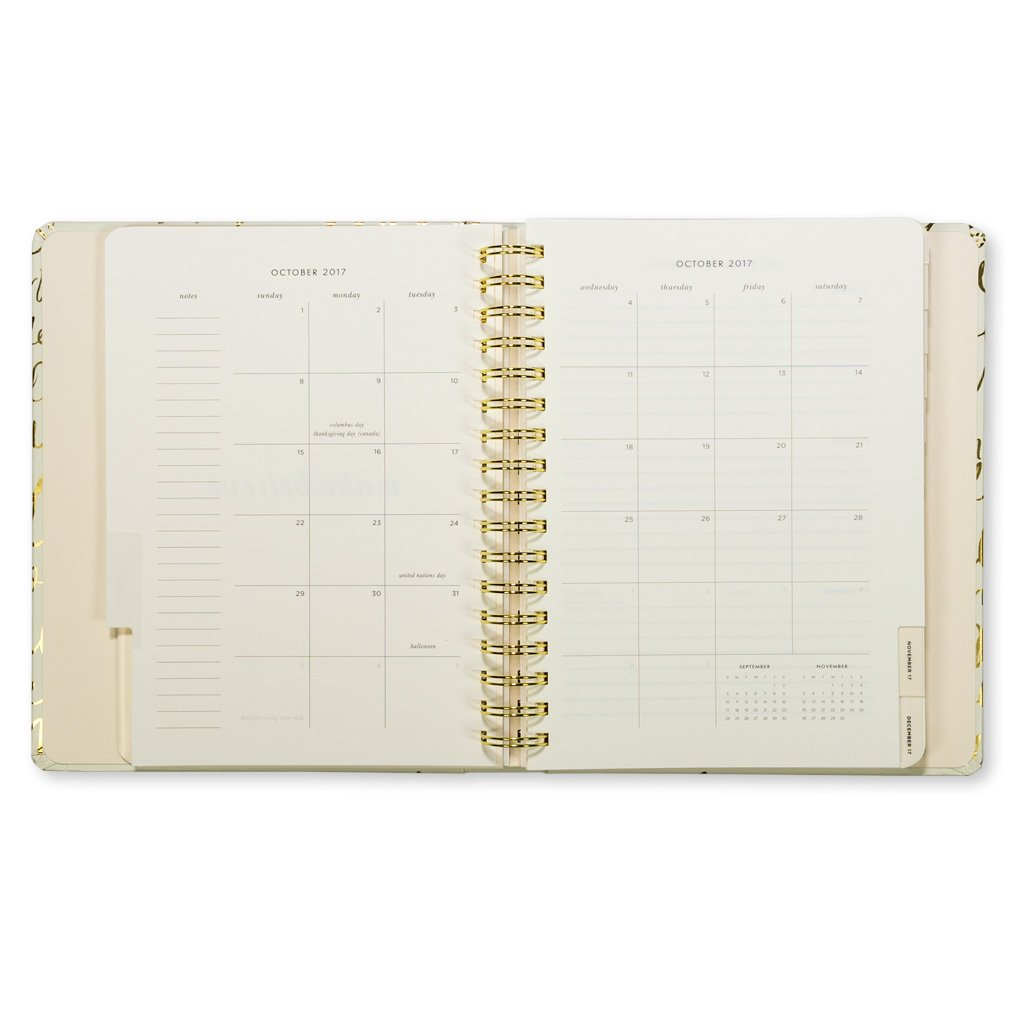 Kate Spade New York - Agenda (tamaño mediano), color This is ...