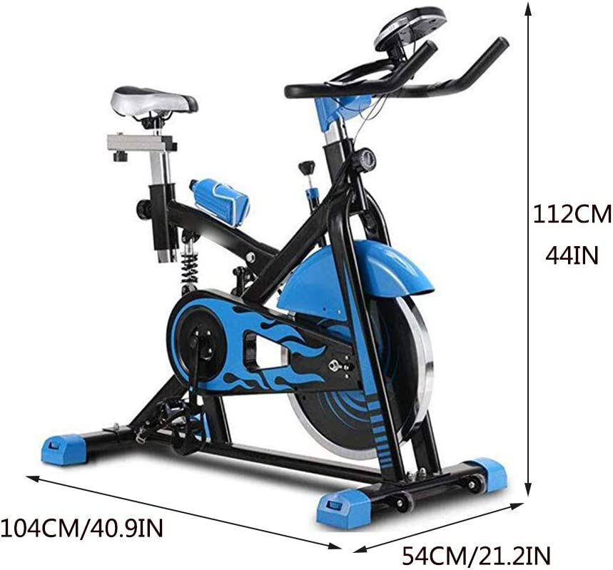 KuaiKeSport Bicicleta Spinning Profesional,Bicicleta Estática de ...