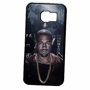 Kanye West Yeezus Album Cover Case Samsung Galaxy S7 Edge