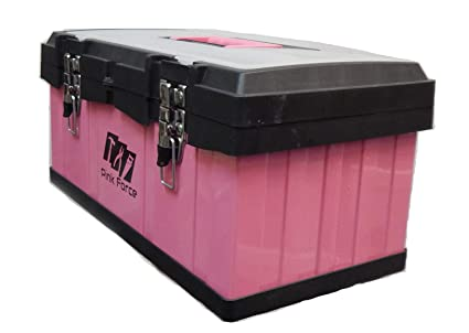 Image Unavailable. Image not available for. Colour  Pink Tool Box ... 0980978ff