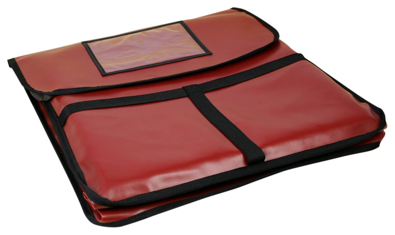 Excellante 18 X 18-Inch Bag Holds 2 X 16-Inch Pizza Thunder Group PLPB018
