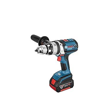 1f5890a02d834c Bosch Professional 06019D9300 Gb 18 VE-2-Li Perceuse-visseuse à percussion  sans