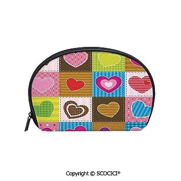 Amazon.com: SCOCICI Durable Printed Makeup Bag Storage Bag ...