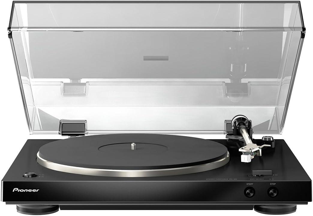 Pioneer PL-30-K - Tocadiscos para Equipo de Audio, Negro: Amazon ...