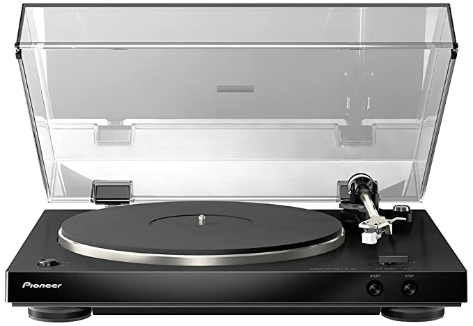 Pioneer PL-30-K - Tocadiscos para Equipo de Audio, Negro