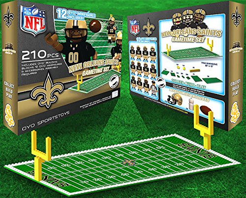 NFL New Orleans Saints Game Time Set by OYO