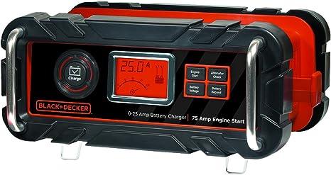 Amazon.com: Black + Decker BC15BD Cargador de batería de ...