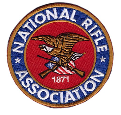 Hook NRA National Rifle Association Morale Gear Tactical 2nd