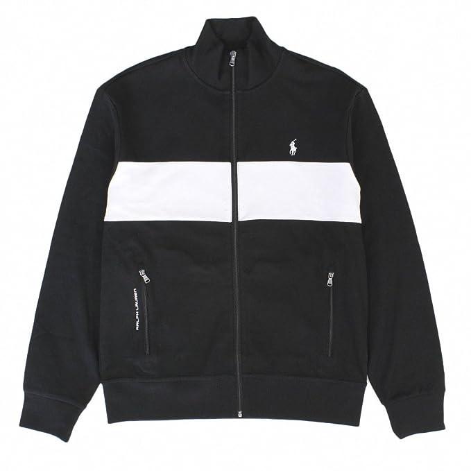 Polo Ralph Lauren Hombre Pieced chaqueta de enclavamiento: Amazon.es: Ropa y accesorios