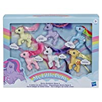 Deals on My Little Pony Retro Rainbow Mane 6-Figure Set