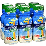 Pediasure Nutrition Drink Vanilla With Fiber, 6 PK (Pack of 4)