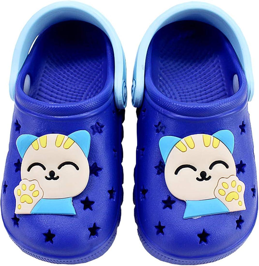 Sabots Et Mules Fille Sabots Enfant Mules Gar/çon Pantoufles Sandales de Plage B/éb/é Chaussures de Jardin Piscine Et/é