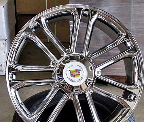 chrome 24 inch rims - 7