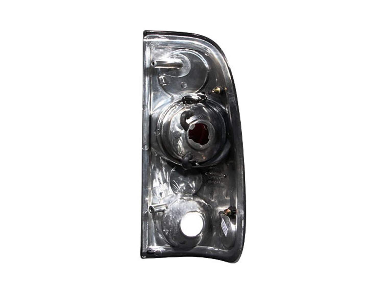 Sold in Pairs Anzo USA 211063 Ford Version 2 Chrome Tail Light Assembly