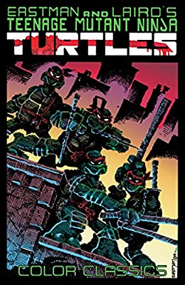 Teenage Mutant Ninja Turtles: Color Classics Vol. 1