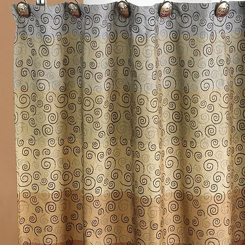 Popular Home Miramar Collection Multicolor product image
