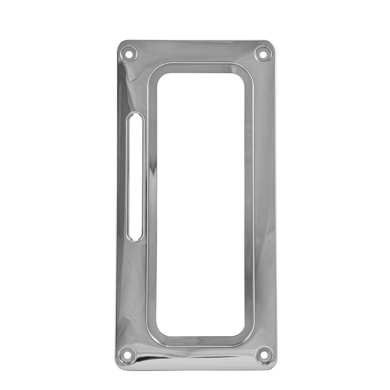 B&M 80820 Chrome Plastic Shifter Cover