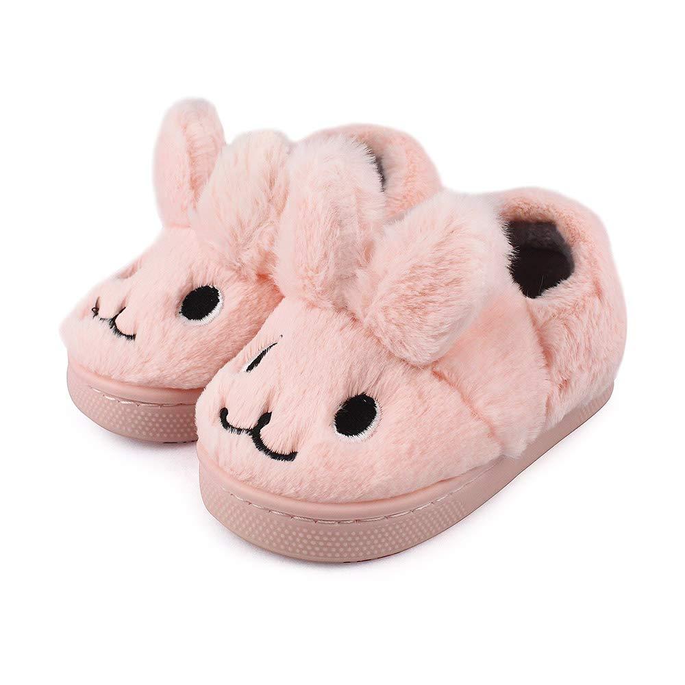 Matt Keely MK B/éb/é Gar/çons Filles Chaussons Pantoufles Bambin Hiver Chaud Peluche Chaussures