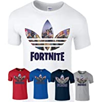 Fortnite T Shirt PS4 Playstation Men Kids Boys Gamer Girl Xbox Birthday Gift Top