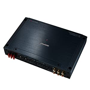 Kenwood eXcelon XR901-5 Class D 5 Channel Amplifier