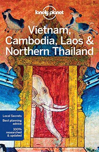 Lonely Vietnam Cambodia Northern Thailand
