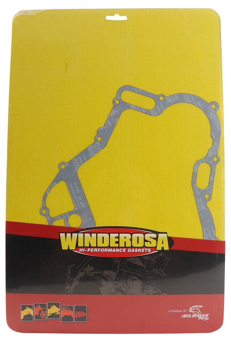 Winderosa 332038 Inner Clutch Cover Gasket