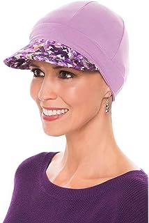 312a9729e31b0 Cardani Bamboo Baseball Cap - Caps for Women with Chemo Cancer Hair Loss