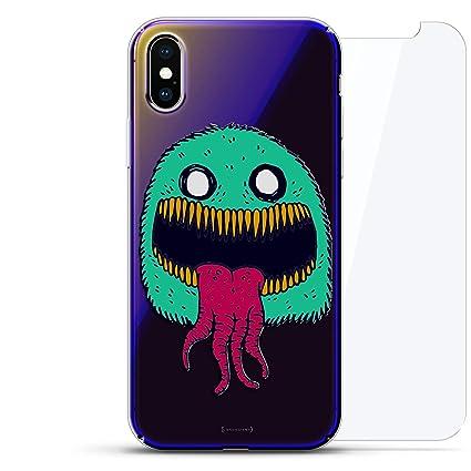 Amazon.com: Luxendary - Carcasa para iPhone (cristal), Fantasía