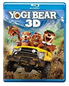 Cover Image for 'Yogi Bear (Three-Disc Combo: Blu-ray 3D / Blu-ray / DVD / Digital Copy)'