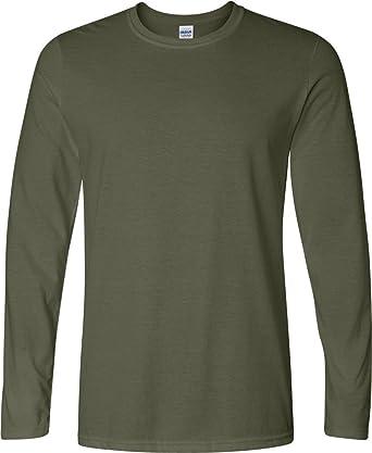 3b5c7ae40db Gildan - Softstyle Long Sleeve T-Shirt - 64400