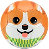 Daball Kid and Toddler Soccer Ball - Size 1, Pump and Gift Box Included