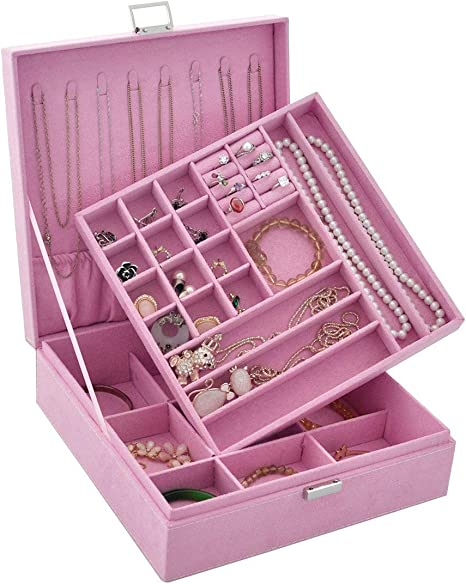 small jewelry box Valentine\u2019s Day gifts for her for women Valentine\u2019s Day gifts for women Jewelry box for women jewelry storage