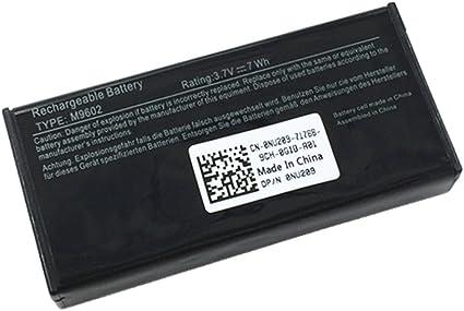 Cable Battery Dell Poweredge Perc 5i 6i FR463 P9110 NU209 U8735 XJ547 3.7V 7Wh