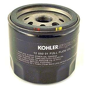 Kohler 1205001-S Filtro de aceite,, # ID (roytan2012, ket12331742007480