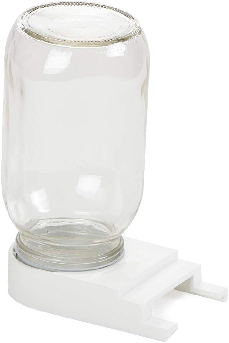 Little Giant Beehive Entrance Feeder Glass Jar