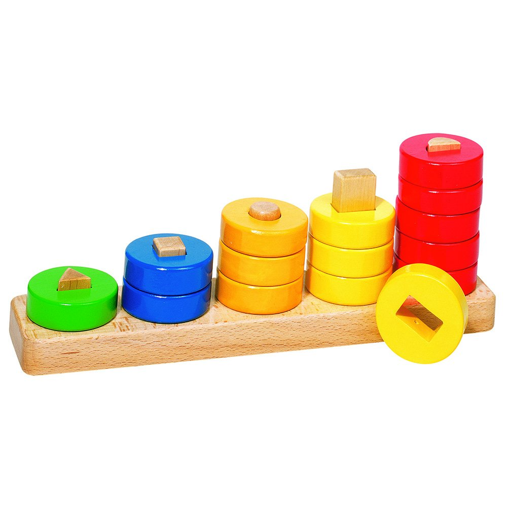 Goki Learn Counting Sorting Game with Rings