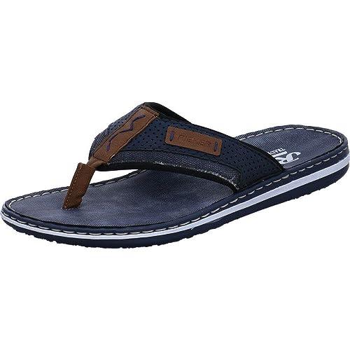 best website bf308 84651 Rieker Men's 21086-24 Flip Flops: Amazon.co.uk: Shoes & Bags