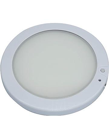 Facon 12.7cm Luz del Panel LED de 12V Luz Interior del techo de la pared