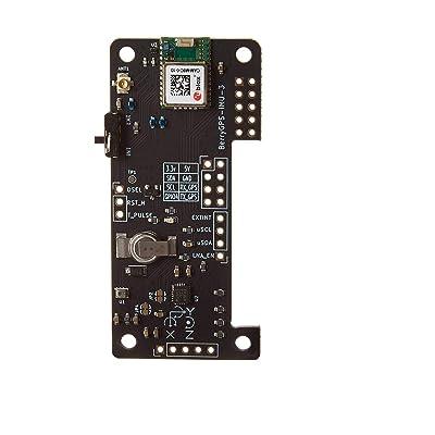 BerryGPS-IMUv3 - GPS and 10DOF for The Raspberry Pi - Accelerometer, Gyroscope, Magnetometer and Barometric/Altitude Sensor: Industrial & Scientific