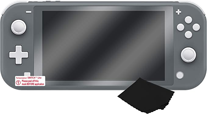 Ardistel - Tempered Glass Screen Protection Set (Protector Cristal Templado) para Switch Lite (Nintendo Switch): Amazon.es: Videojuegos
