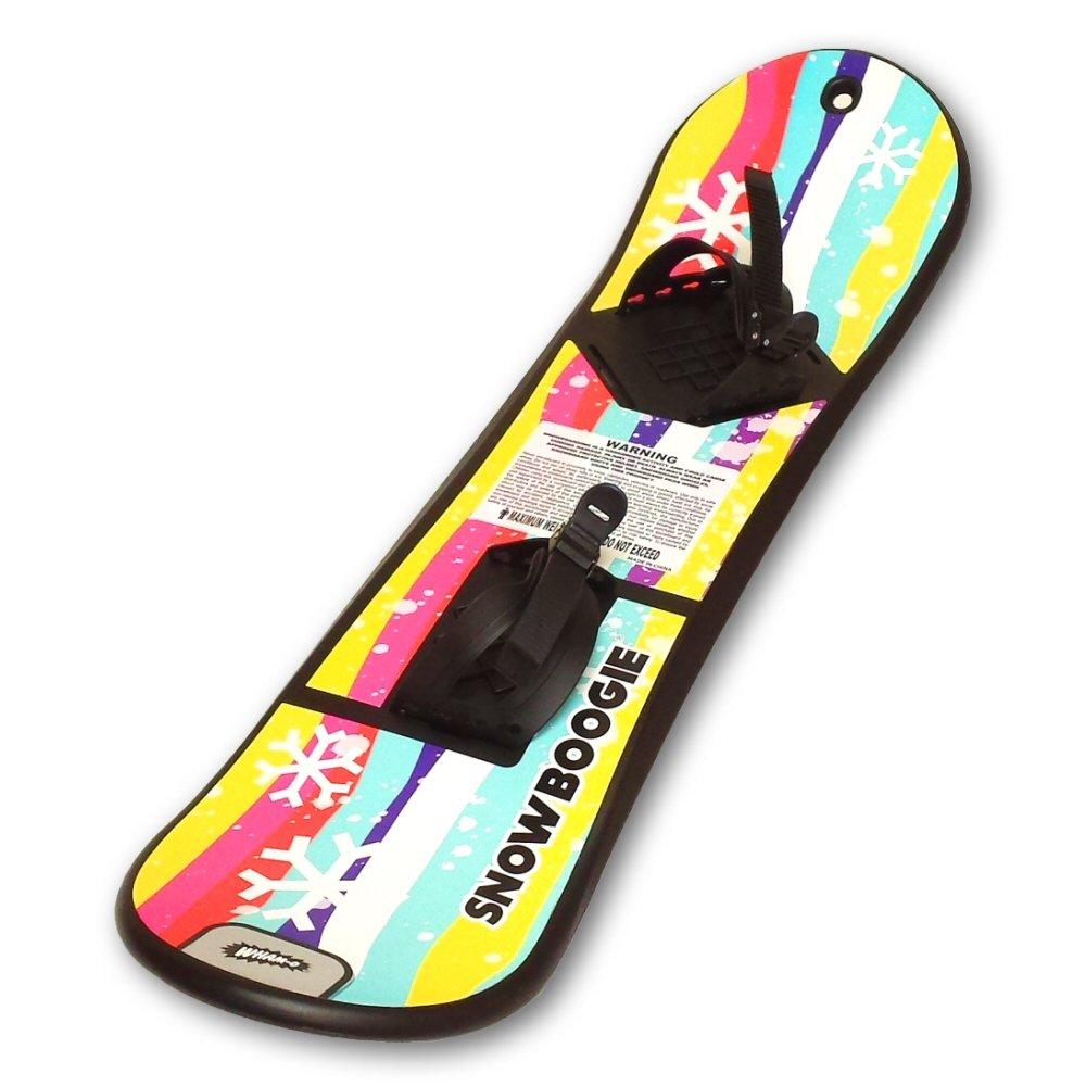 amazon com wham o snow boogie 95cm kid u0027s beginner snowboard