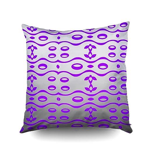 Capsceoll - Funda de almohada decorativa de 40 x 40 cm ...