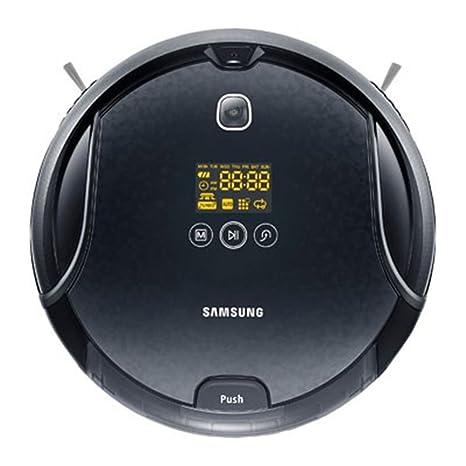 Samsung SR10F71UB / VR10F71UCBC/ET Aspirador Robot VR10F71UCBC/EE NAVIBOT S Negro, 60