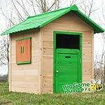 Chestnut Hut Wooden Playhouse, Childr...